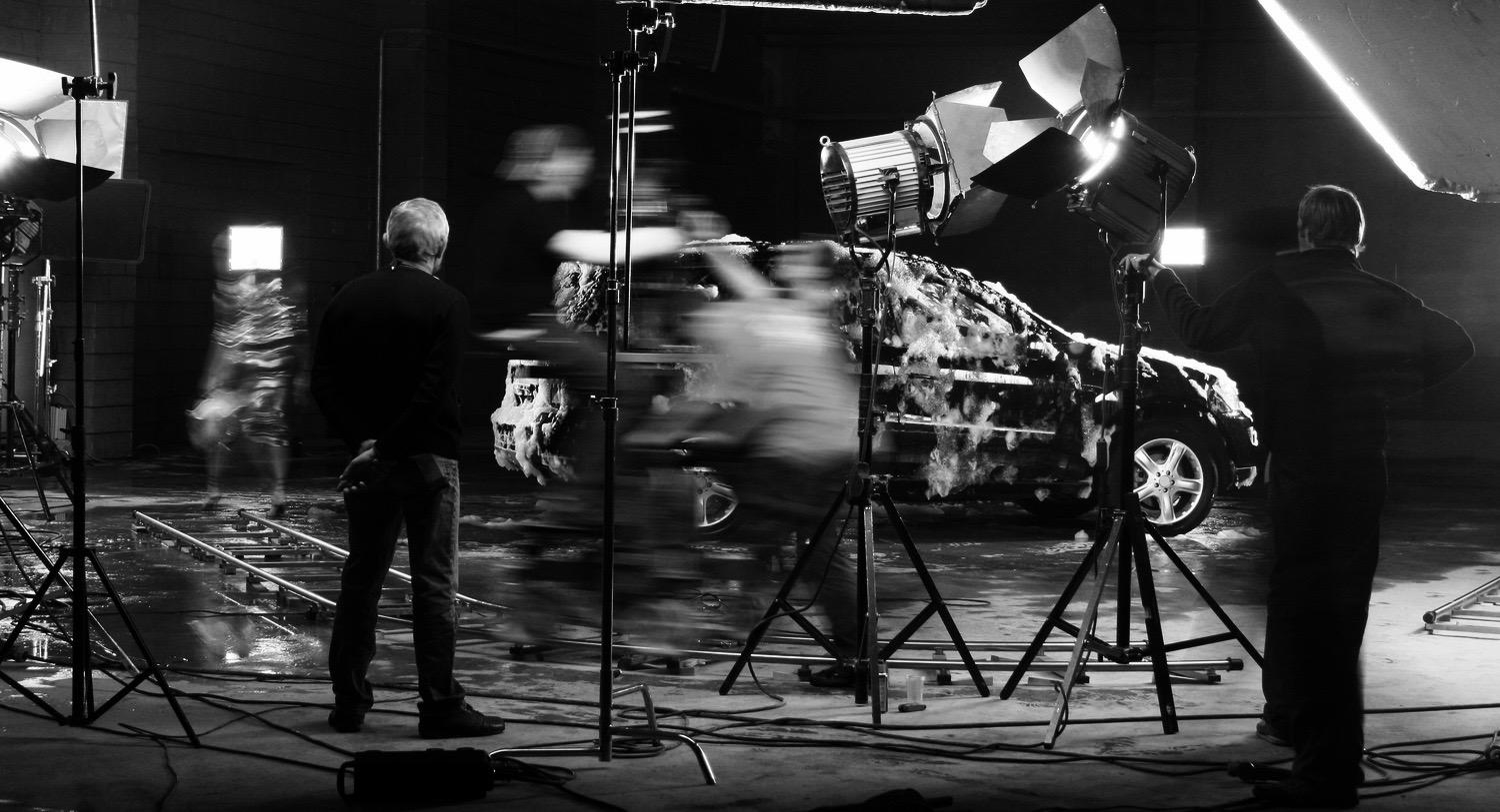 My First Job in Film: How to become a commercials production company runner