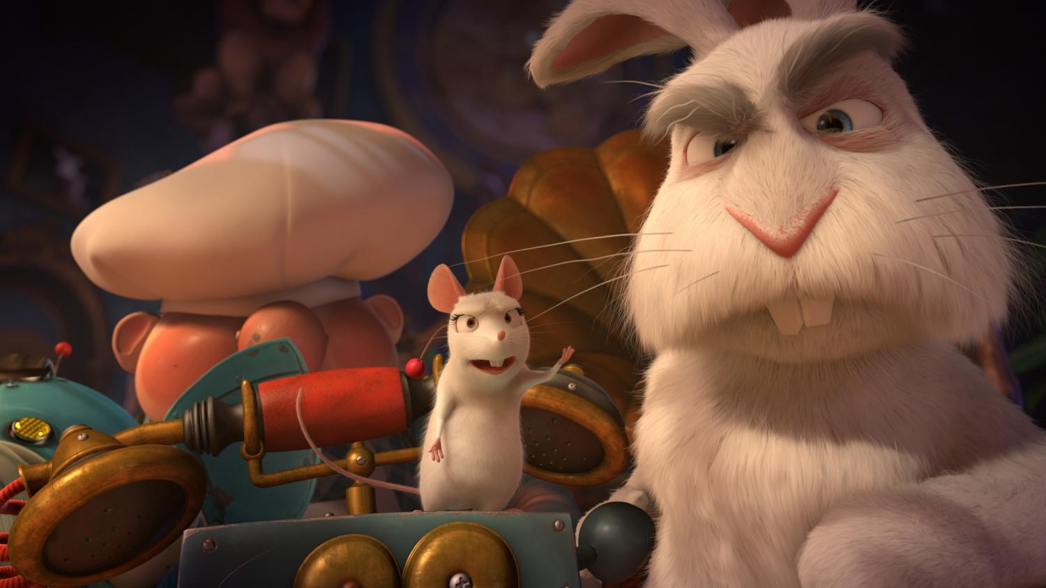 My First Job in Film: What is an animated feature film?
